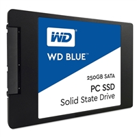"WD Blue 250GB SATA III 2.5"" Internal Solid State Drive"