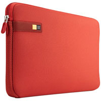 "Case Logic Laptop Sleeve Fits Screens up to 16"" - Brick"