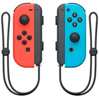 Nintendo Joy Con Controllers - Neon (Switch)