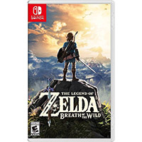 Nintendo The Legend of Zelda: Breath of the Wild (Switch)