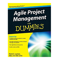 Wiley AGILE PROJECT MGT DUMMIES
