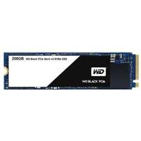WD Black 256GB M.2 2280 PCIe NVMe 3.0 x4 Internal Solid State Drive