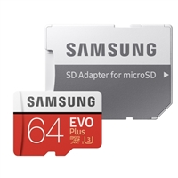 Samsung 64GB Evo+ Micro SD Card