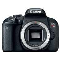 Canon EOS Rebel T7i Camera Body Only