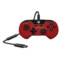 Hyperkin X91 Wired Controller for Xbox One - Red