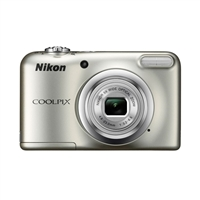 Nikon A10 Coolpix 16.1 Megapixel Digital Camera Silver