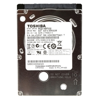 "Toshiba 320GB 5,400 RPM SATA III 2.5"" Internal Notebook Hard Drive (Bulk-OEM)"