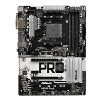 Photo - ASRock AB350 Pro4 AM4 ATX AMD Motherboard