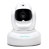 iFamCare Helmet 1080p Camera with Pet Laser