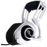 Blue Microphones Lola Hi-Fi Headphones w/ Mic - White