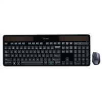 Logitech MK750 Wireless Solar Keyboard & Marathon Mouse Combo
