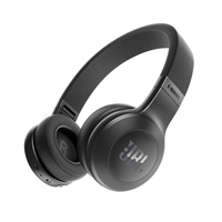JBL E45 Bluetooth Wireless Headphones - Black