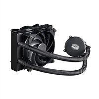 Cooler Master MasterLiquid 120 All-in-One CPU Liquid Cooler w/ Dual Chamber Pump