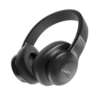 JBL E55 Bluetooth Wireless Over-Ear Headphones - Black