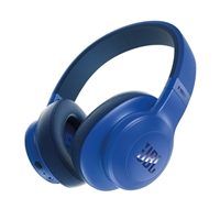 JBL E55 Bluetooth Wireless Over-Ear Headphones - Blue