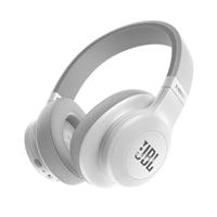 JBL E55 Bluetooth Wireless Over-Ear Headphones - White