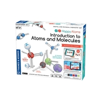Thames & Kosmos Happy Atoms: Introduction to Atoms & Molecules