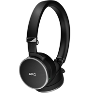 Harman Kardon AKG N60 Noise Cancelling Headphones - Black
