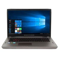 "ASUS ROG Strix GL702VS-RS71 17.3"" Gaming Laptop Computer - Titanium Gold Metal"