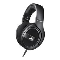 Sennheiser HD 569 Headphones w/ Mic - Black