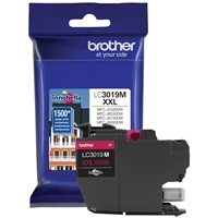Brother LC3019M Super High Yield Magenta Ink Cartridge
