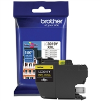 Brother LC3019Y Super High Yield Yellow Ink Cartridge