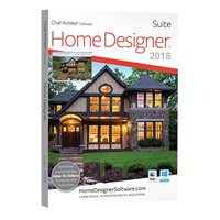Chief Architect HOME DESIGNER SUITE 2018