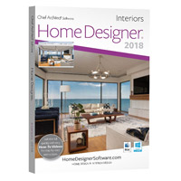 Chief Architect Home Designer Interiors 2018