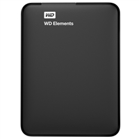WD Elements 2TB USB 3.0 Portable Hard Drive