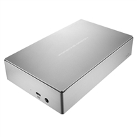 LaCie 4TB Lacie Porche Design Desktop Hard Drive with USB-C