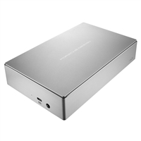 LaCie 5TB Lacie Porche Design Desktop Hard Drive with USB-C