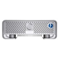 G-Technology G-DRIVE Thunderbolt USB 3.0 3TB External Desktop Hard Drive