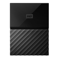 WD My Passport for Mac 1TB 5,400 RPM External Hard Drive