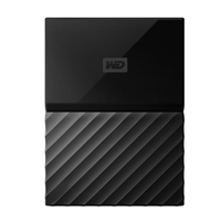 WD My Passport for Mac 4TB 5,400 RPM USB 3.1 (Gen 1 Type-A) External Hard Drive