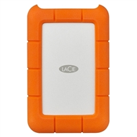 LaCie Rugged 2TB SuperSpeed USB 3.0 Type-C Portable External Hard Drive