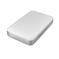 BUFFALO Ministation 2TB SuperSpeed USB 3.0 Portable Hard Drive with  Thunderbolt Cable
