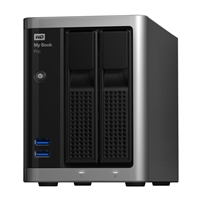 WD 6TB My Book Pro 2-Drive Thunderbolt 2 Storage