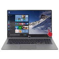 "LG Gram 15Z970-A.AAS7U1 15.6"" Laptop Computer - Silver"