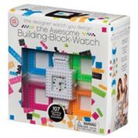 Toysmith Building Block Watch
