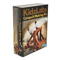 Toysmith Catapult Making Kit