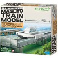 Toysmith MagLev Train Model