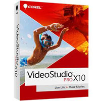 Corel Video Studio Pro X10 ML (PC)