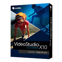 Corel Video Studio Pro X10 Ultimate ML