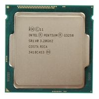 Intel Pentium G3258 Haswell 3.2 GHz LGA 1150 OEM Processor