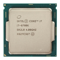Intel Core i7-6700K SkyLake 4.0 GHz LGA 1151 OEM Processor