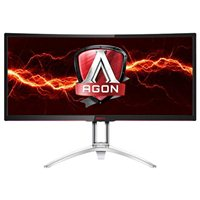 "AOC Agon AG352UCG 35"" VA Curved Gaming LED Monitor"