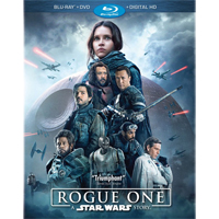 Disney Star Wars Rogue One Blu-ray