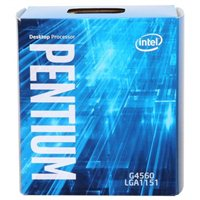 Intel Pentium G4560 Kaby Lake 3.50GHz LGA 1151 Boxed Processor