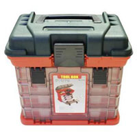 """MCM Electronics 11"""" Storage Compartment Tower"""