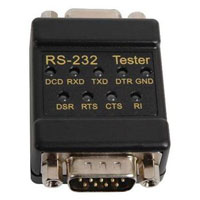 Tenma RS232/DB9 In-Line Signal Link Tester